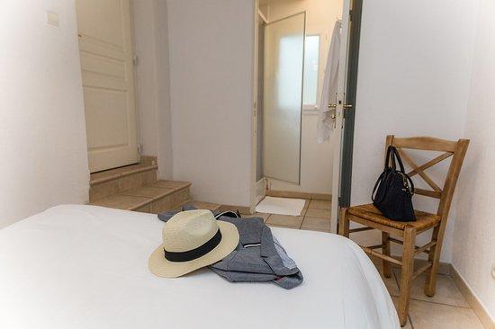 Chambre double appartament T4
