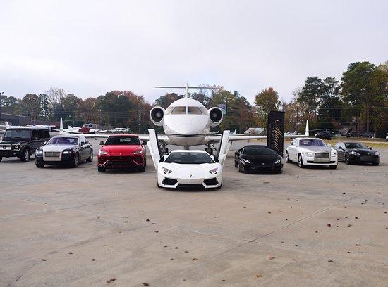 Exotic Car Rental Atlanta