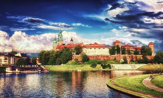Castello di Wawel - il posto davvero reale