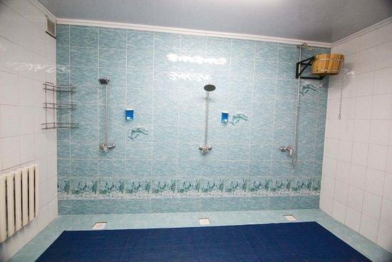 Tagaytay Karakol Hotel: сауна