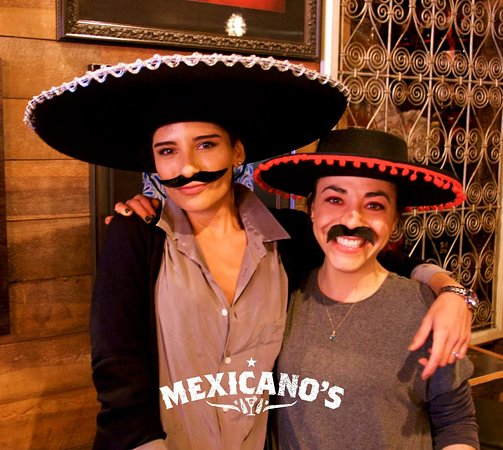 book your functions with Mexicano's, don't forget your sombrero and moustache