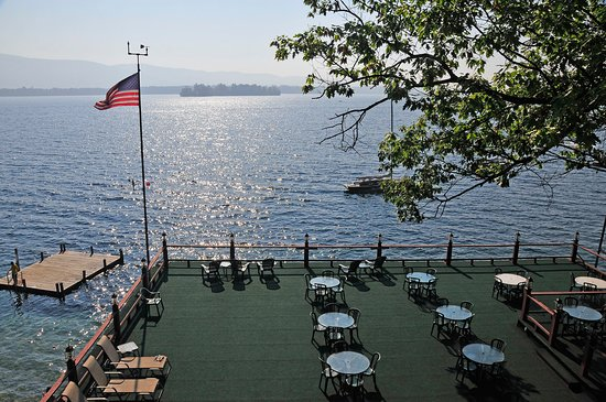 Canoe Island Lodge: The Windjammer Lunch Restauraunt