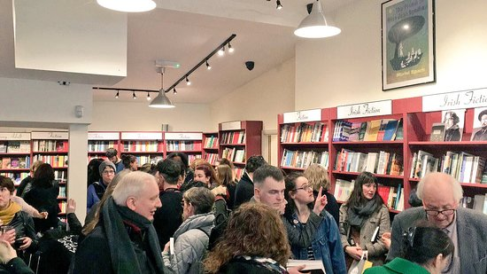 Books Upstairs: Book launches