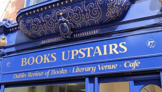 Books Upstairs: Shopfront