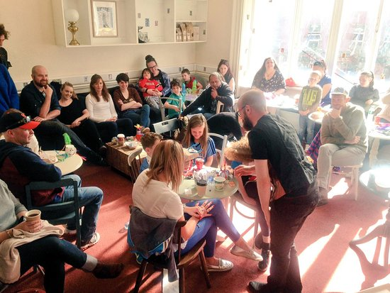 Books Upstairs: Children's events and storytime