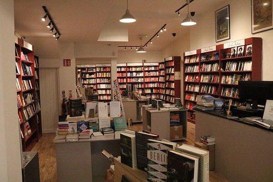 Books Upstairs: Interior