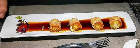 Lin Sushi: Serata meravigliosa
