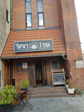 Bistro Nowy Targ: Great cafe
