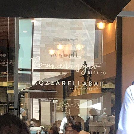 Pomeriggio Bistro & Mozzarella Bar Photo