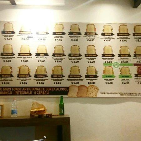 Toasty Toasteria Take Away