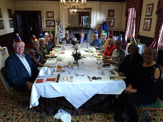 Fabulous Christmas Lunch