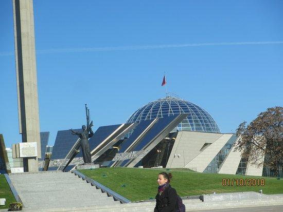 Беларусь: Белорусский государственный музей истории Великой Отечественной войны