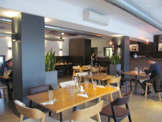 Korab: Takto vypadá restaurace