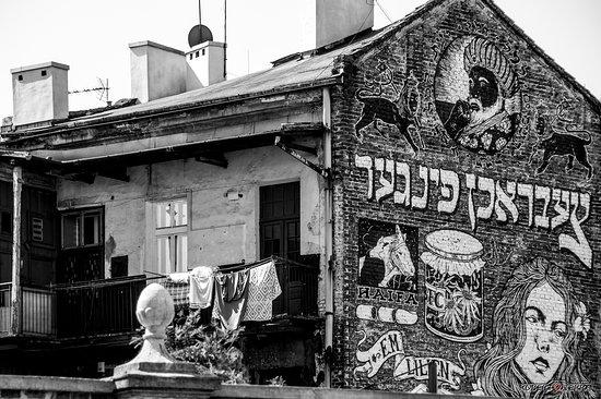 Quartiere Ebraico di Casimiro a Cracovia