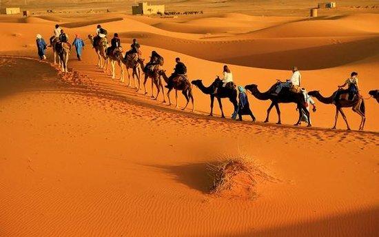 Sahara Morocco Tour