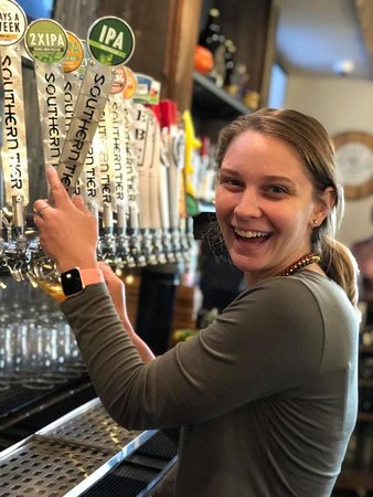 """You'll always find """"smiles"""" at the Tap House"""