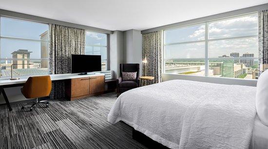 Window View - Picture of Hilton Garden Inn Chicago McCormick Place - Tripadvisor