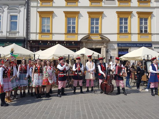 Folclore cracoviano