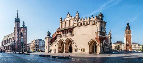 Piazza del Mercato di Cracovia (Rynek)