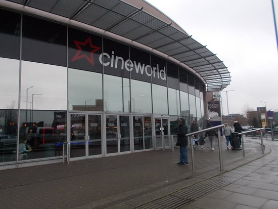 Saint Helens, UK: Cineworld, St. Helens