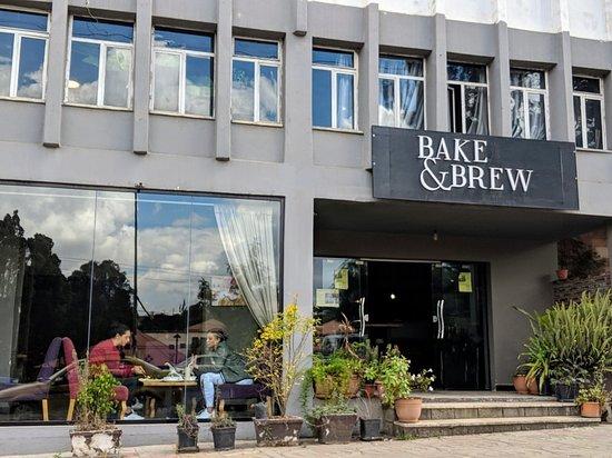 Bake & Brew: Bake & Brew