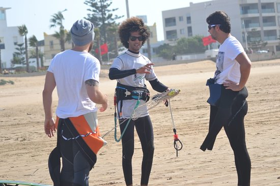 Ananas Kitesurfing: Some tips before the water start session ;)