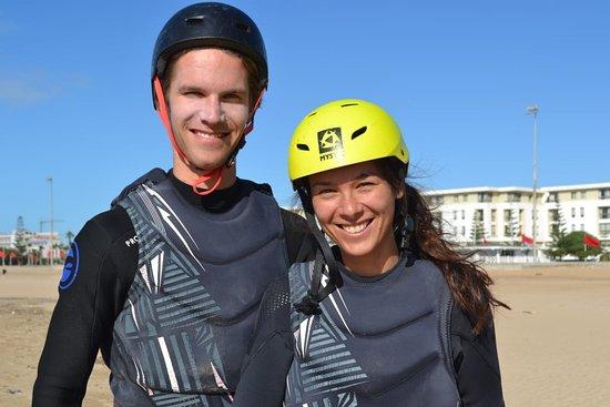 Ananas Kitesurfing: Was a pleasure to meet you guys!