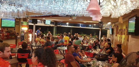 Karam's grand restaurant: night life