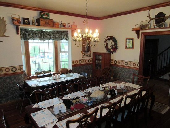 Our dinning room.