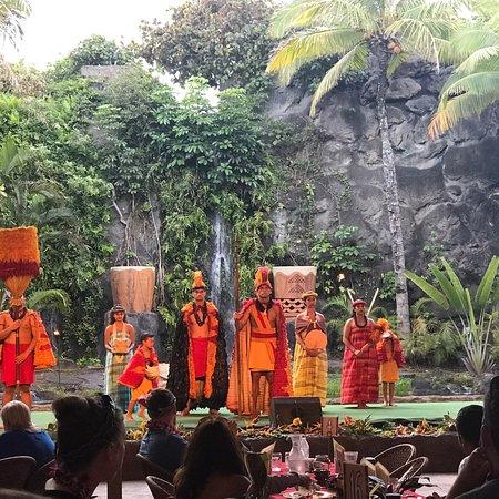 Polynesian Cultural Center!