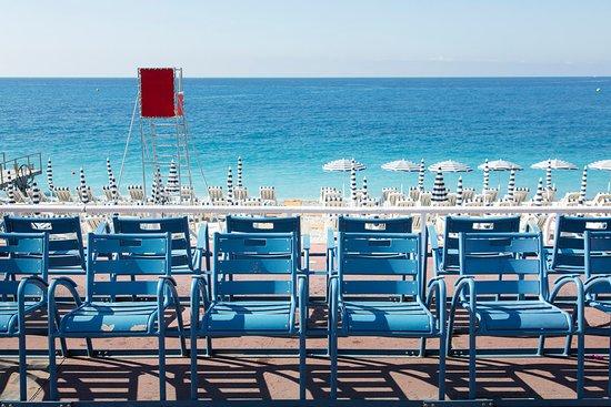 Hotel Relais Acropolis: Promenade des Anglais