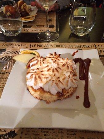 La Cale: dessert 2