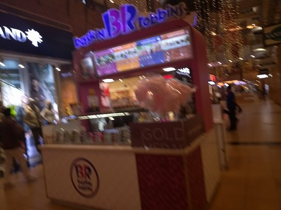 The Great India Place: Central ambience of GIP MALL