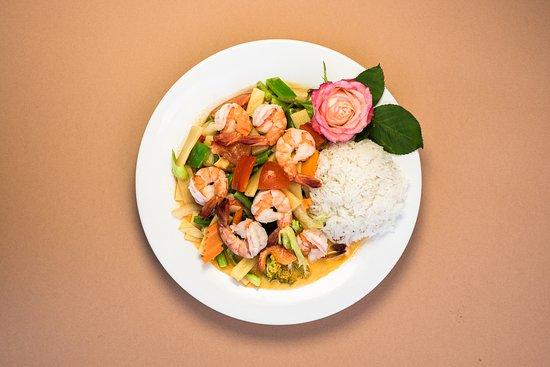 Philong Imbiss Reutlingen Asiatisches Essen: 15