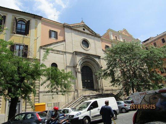Chiesa Cattolica Russa di Sant'Antonio all'Esquilino