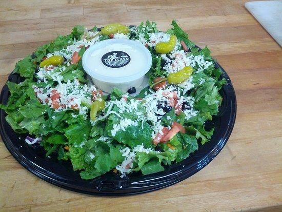 Garden Salad for a crowd!