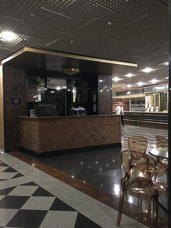 Park Hotel Moskva: Bar nella hall