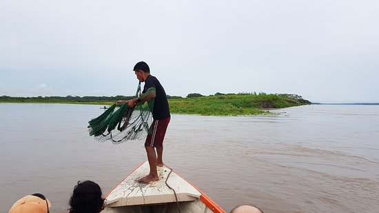 Amazon River: Fishin the way it has been for many years