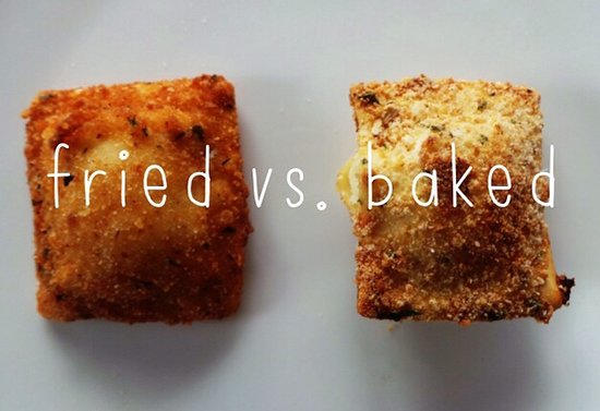 We are always Baked & never Fried!