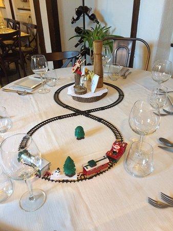 Zelata, Италия: Centrotavola natalizio