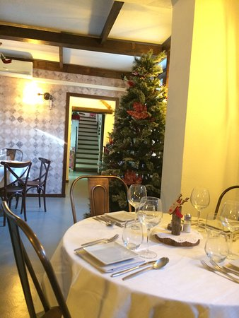 Zelata, Italy: Addobbi natalizi