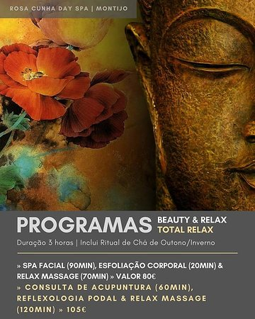 Rosa Cunha Day Spa: #DaySpaMontijo REJUVENATE your mind, ENERGIZE your soul, RELAX your body...