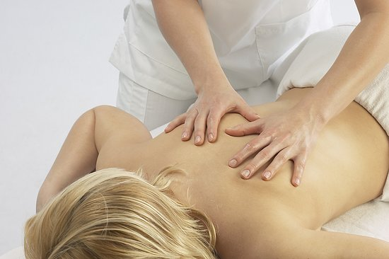 Relaxing massage for weary travelers.