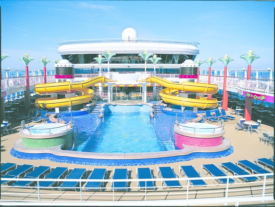 Norwegian Star Star_Public_Pool_B