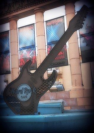 Hard Rock Cafe Tenerife