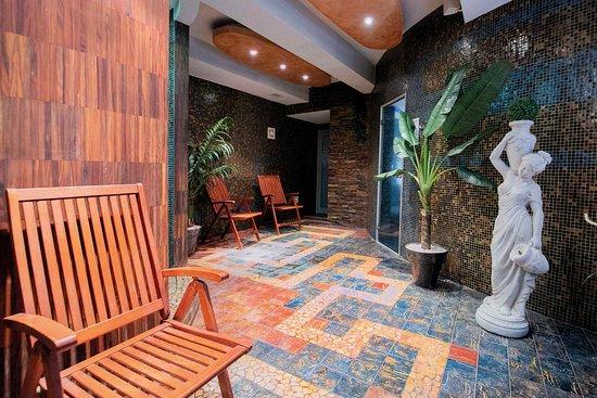 Hotel Atena Wedding Business & Spa: Strefa SPA & Wellness