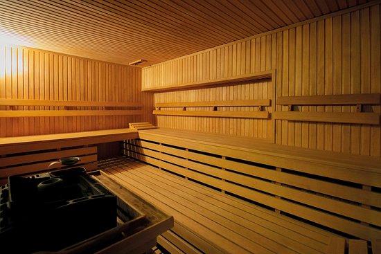 Hotel Atena Wedding Business & Spa: Sauna