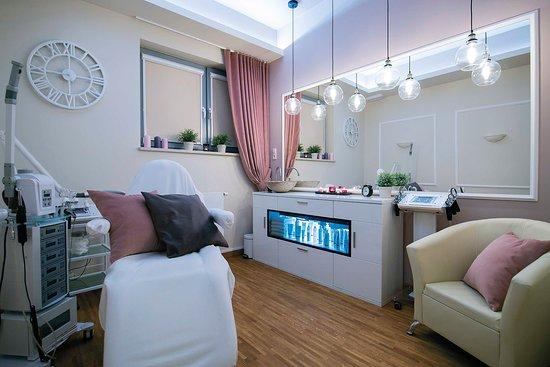 Hotel Atena Wedding Business & Spa: Gabinet kosmetyczny