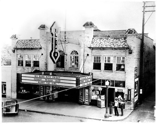 """Buskirk-Chumley Theater: The Indiana Theatre – or simply """"the Indiana,"""" as it is known to Bloomington residents – has been a downtown attraction and anchor since its creation in 1922."""