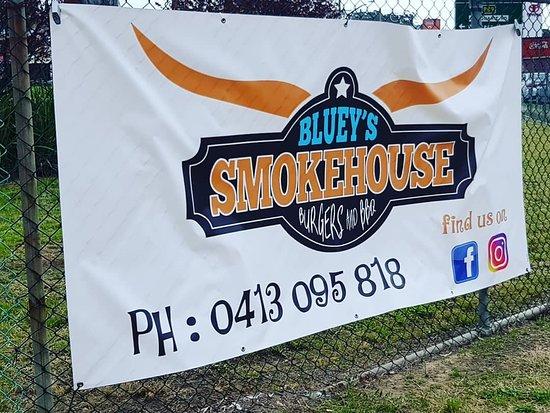 Cardiff, Australia: Bluey's Smokehouse Burgers & BBQ